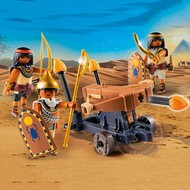 Playmobil Playmobil Egyptian Troop with Ballista RETIRED