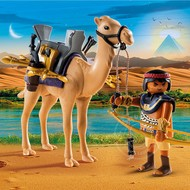 Playmobil Playmobil Egyptian Warrior with Camel  RETIRED