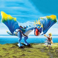 Playmobil Playmobil How to Train Your Dragon Astrid & Stormfly