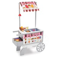 Melissa & Doug Melissa & Doug Snacks & Sweets Food Cart SALE PRICE