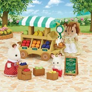 Calico Critters Calico Critters Fruit Wagon RETIRED
