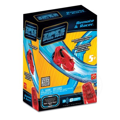 Zipes Speed Pipes Racer & Remote
