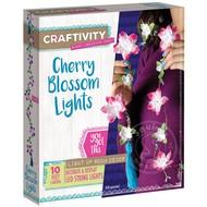 Creativity for Kids Craftivity Cherry Blossom Lights