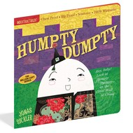 Workman Publishing Indestructibles Book Humpty Dumpty