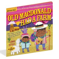 Workman Publishing Indestructibles Book Old MacDonald Had a Farm