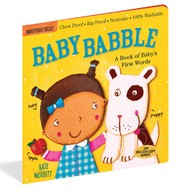 Workman Publishing Indestructibles Book Baby Babble