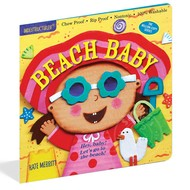 Workman Publishing Indestructibles Book Beach Baby
