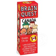 Workman Publishing Brain Quest Canada 5th Edition