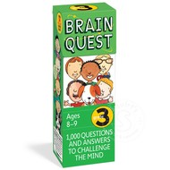 Workman Publishing Brain Quest Grade 3
