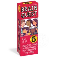 Workman Publishing Brain Quest Grade 5