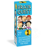Workman Publishing Brain Quest Grade 1