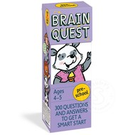 Workman Publishing Brain Quest Pre-School