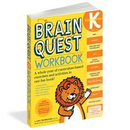 Workman Publishing Brain Quest Kindergarten Workbook