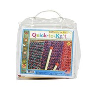 Harrisville Designs Harrisville Designs Quick To Knit Blue & Purple