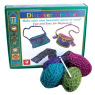 Harrisville Designs Harrisville Designs Discover Crochet