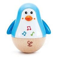 Hape Hape Penguin Musical Wobbler