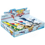 Toysmith Pull Back Air Force Fliers