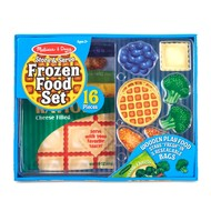 Melissa & Doug Melissa & Doug Store & Serve Frozen Food Set