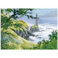 Cobble Hill Puzzles Cobble Hill Summer Lighthouse Puzzle 1000pcs