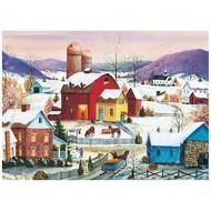 Cobble Hill Puzzles Cobble Hill Winter Neighbors Puzzle 1000pcs