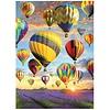 Cobble Hill Puzzles Cobble Hill Hot Air Balloons Puzzle 1000pcs