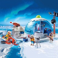 Playmobil Playmobil Arctic Expedition Headquarters RETIRED