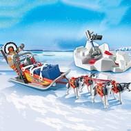 Playmobil Playmobil Husky-Drawn Sled RETIRED