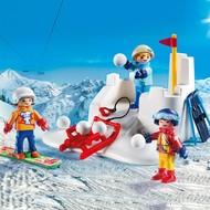 Playmobil Playmobil Snowball Fight