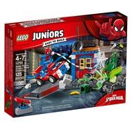 LEGO® LEGO® Juniors Spider-Man vs. Scorpion Street Showdown