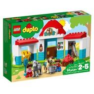 LEGO® LEGO® DUPLO® Farm Pony Stable