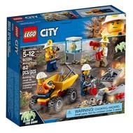 LEGO® LEGO® City Mining Team