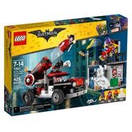 LEGO® LEGO® Super Heroes Batman  Harley Quinn Cannonball Attack RETIRED