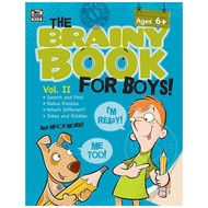 The Brainy Book for Boys! Vol 2 _