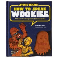 Chronicle Books Star Wars How to Speak Wookie