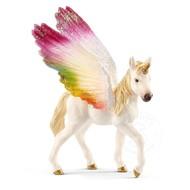 Schleich Schleich Winged Rainbow Unicorn Foal SNA ECXLUSIVE