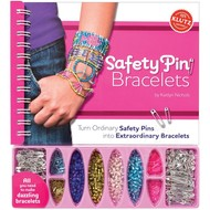 Klutz Klutz Safety Pin Bracelets