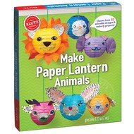 Klutz Klutz Make Paper Lantern Animals