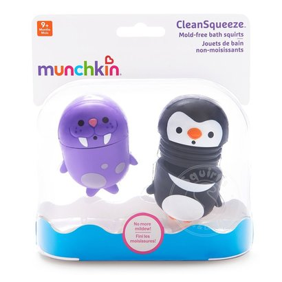 CleanSqueeze™ - Penguin & Walrus - Squirt's Toys & Learning Co