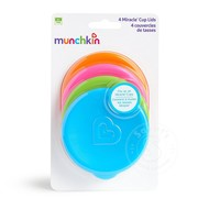 Munchkin Baby Miracle® 360° Cup Lids - 4pk