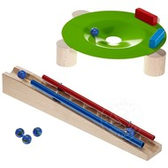 Haba Haba Ball Track - Meadow Funnel