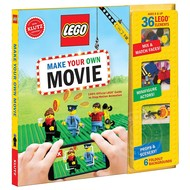 Klutz Klutz LEGO® Make Your Own Movie