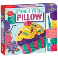 Klutz Klutz Punch Yarn Pillow