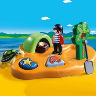 Playmobil Playmobil 123 Pirate Island RETIRED
