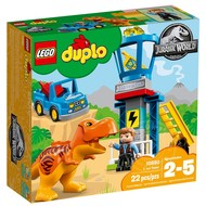 LEGO® LEGO® DUPLO® Jurassic World T. rex Tower