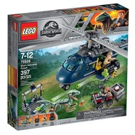 LEGO® LEGO® Jurassic World Blue's Helicopter Pursuit