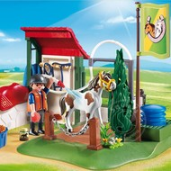 Playmobil Playmobil Horse Grooming Station