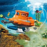 Playmobil Playmobil Submarine with Underwater Motor RETIRED