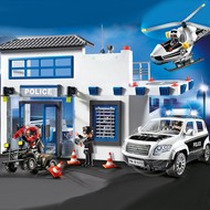 Playmobil Playmobil Police Station RETIRED