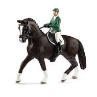 Schleich Schleich Showjumper with Horse