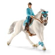 Schleich Schleich Tournament Rider with Horse